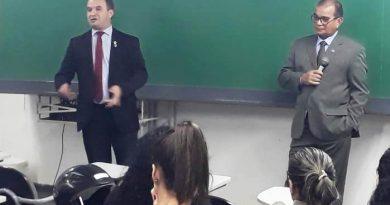 CRTR-SP visita Escola LiceuTec em Barretos