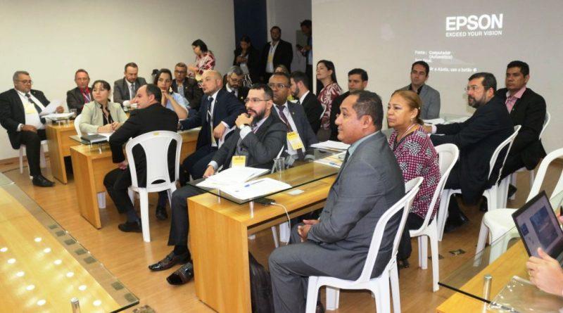 CRTR5 presente no 2º Encontro de Presidentes do Sistema CONTER/CRTRs