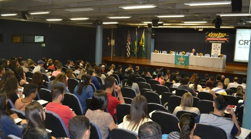 Radioterapia em Pauta reuniu quase 200 participantes em Bauru