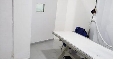 Após denúncia ao MP, unidade de raios X em PS Infantil é reformada