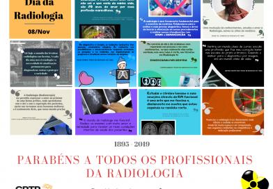 Dia da Radiologia: expressão de amor e humanização é o que define