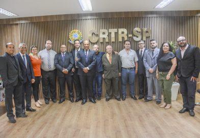 CRTR-SP COMEMORA NOVA DIRETORIA
