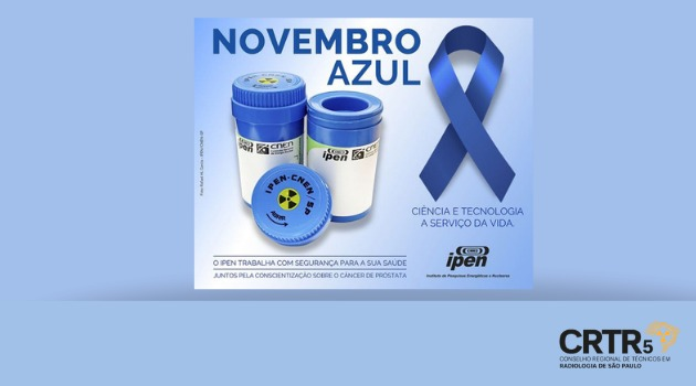 IPEN/CNEN anuncia marco histórico para tratamento de câncer de próstata