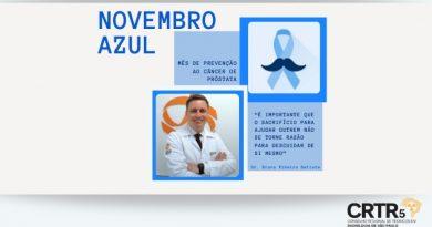Artigo Novembro Azul – A importância da campanha junto aos profissionais da saúde