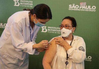 Governo de SP cria site para pré-cadastro na campanha de imunização contra Covid-19 entre grupos prioritários do estado