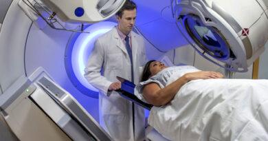 Radioterapia: terapia da radiação